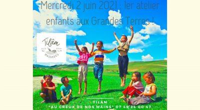 atelier enfants 2 juin